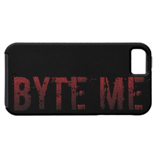 Binary Byte Me Tough iPhone 5 Case