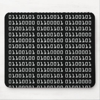 Binary Code Mousepad