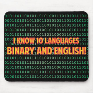 Binary code Mousepad! Mouse Pad