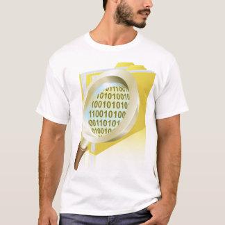 Binary Data Mens T-Shirt