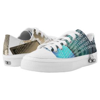 Binary Low Top Shoe