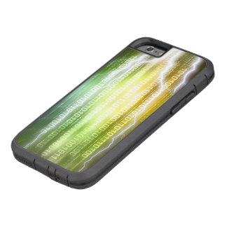 Binary Rain Lightning Tough Xtreme iPhone 6 Case