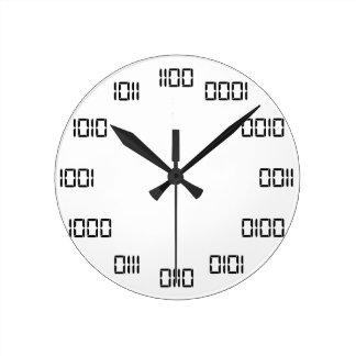 Binary Time Wallclocks