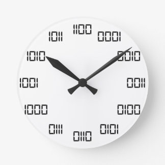 Binary Time Wallclocks