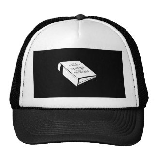 BINDER FULL OF WOMEN COSTUME TRUCKER HAT