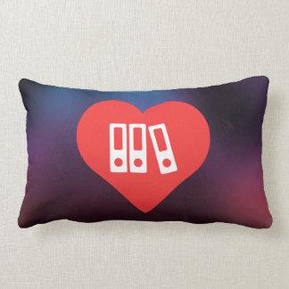 Binders Symbol Cushions