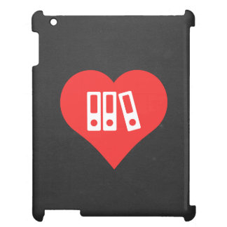 Binders Symbol iPad Case