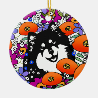 BINDI FINNISH LAPPHUND ornament