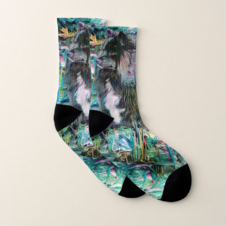 BINDI FINNISH LAPPHUND -   socks 1