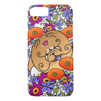 BINDI FLOWER POWER Chow - Phone cases