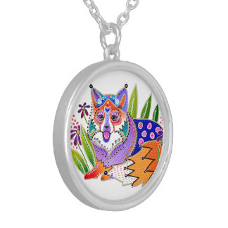 BINDI FOX necklaces