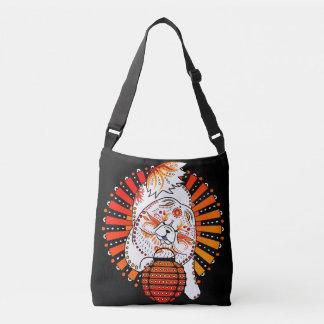 BINDI MI TANG -  Chow Tote or Crossbody bag