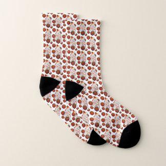 BINDI MI TANG -  Chow - white socks 1