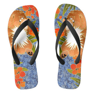 BINDI MINGSIE -  Chow Flip Flops Thongs