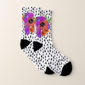 BINDI ROUGH CHOW-  -   socks 1