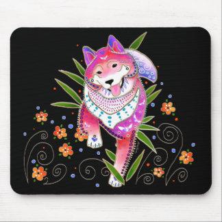 BINDI SHIBA INU mousepad