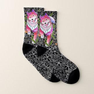 BINDI SHIBA INU  -   socks 1