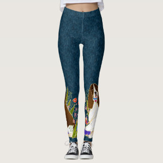 BINDI SPRINGER SPANIEL -   leggings