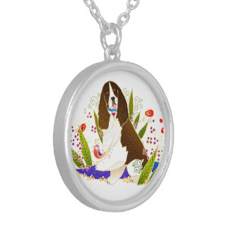 BINDI SPRINGER SPANIEL necklaces