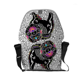 BINDI SUGARSKULL Chow - Messenger bag