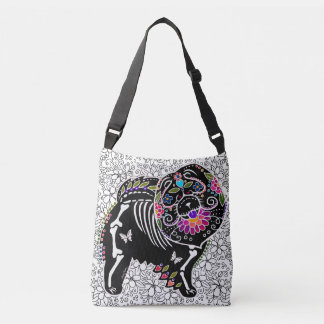 BINDI SUGARSKULL Chow - tote or cross body bag
