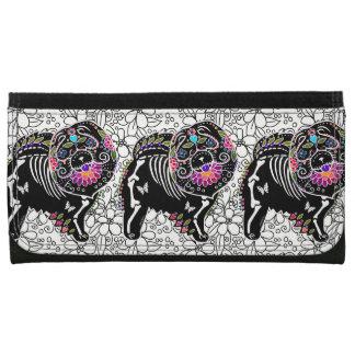 BINDI SUGARSKULL Chow - wallet