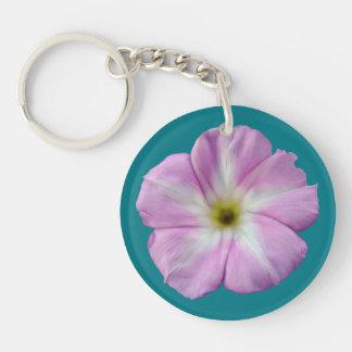 Bindweed #1 Double-Sided round acrylic key ring
