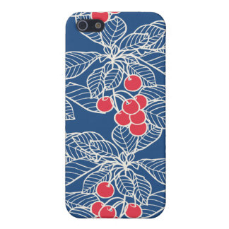 Bing Cherry iPhone Case Case For iPhone 5/5S