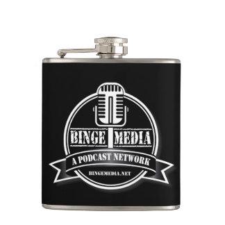 Binge Media Flask