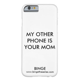 BINGE Phone Barely There iPhone 6 Case