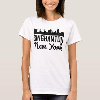 Binghamton New York Skyline T-Shirt