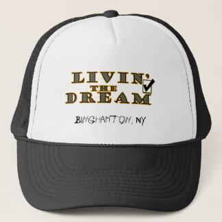 Binghamton, New York Trucker Hat