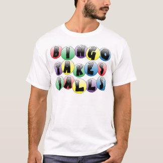 Bingo Balls T-Shirt