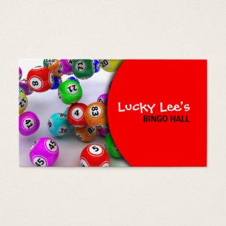 Bingo Business Card