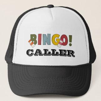 Bingo Caller Hat