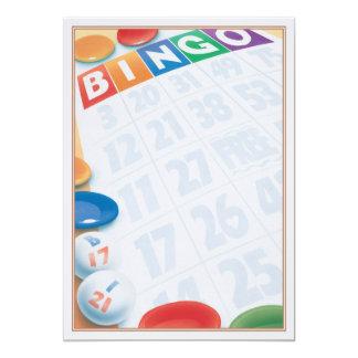 Bingo © card
