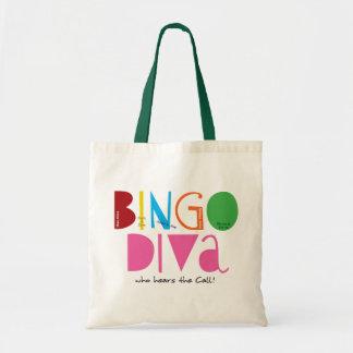 Bingo Diva Budget Tote