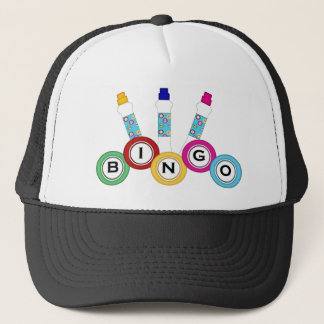 BINGO Gambling hat
