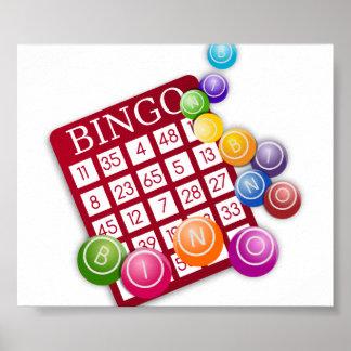 Bingo Game Poster