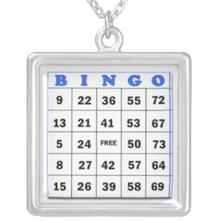 Bingo Necklace