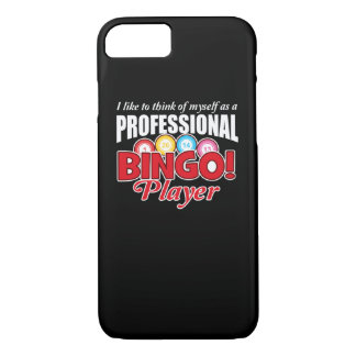 Bingo Player Think Myself As Professional iPhone 8/7 Case