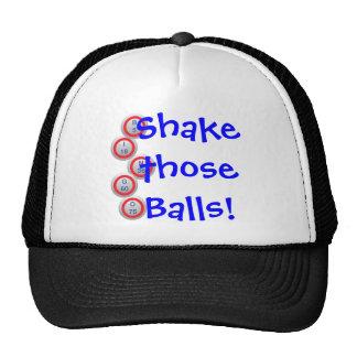 Bingo! Shake those Balls! Hats