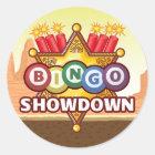 Bingo Showdown Stickers