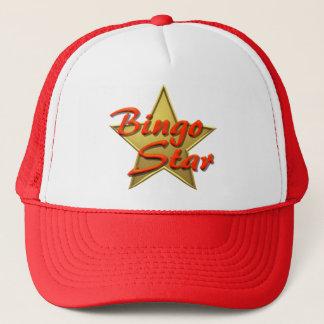 Bingo Star Trucker Hat
