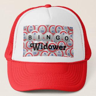 Bingo Widower Trucker Hat