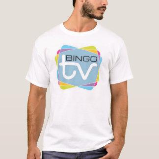 BingoTV large logo T-Shirt