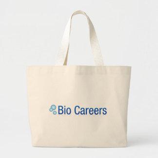 Bio Careers Logo Tote Bag