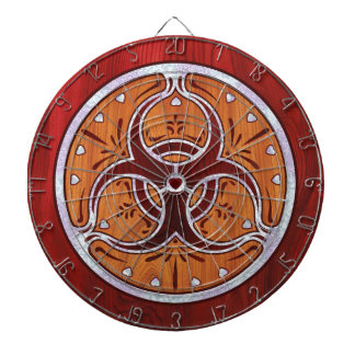 Bio Hazard Inlay II Dartboard