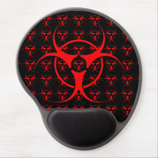 Bio-hazard Mousepad Biohazard Warning Mouse Pad