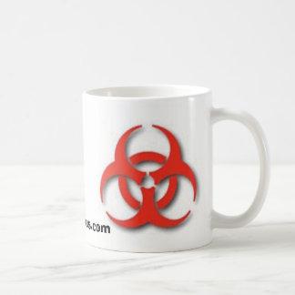Bio-Hazard-Symbol Coffee Mug